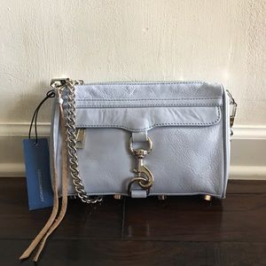 NWT - Rebecca Minkoff Mini Mac Leather Bag